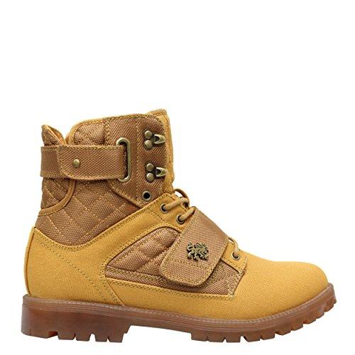 Vlado Footwear Mens Atlas 2 Stivali Di Tela / Nylon Alto Top Top Di Grano