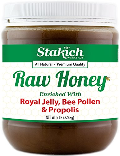 Stakich ROYAL POLLEN PROPOLIS Enriched product image