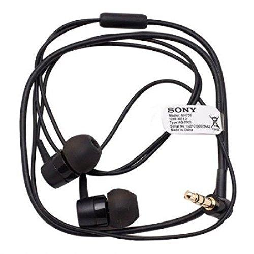 9488b38ba96 PhoenixBirds Pacificdeals 3.5 mm MH755 Bluetooth Earphone for Sony SBH20  SBH50 SBH52 (Black)  Buy PhoenixBirds Pacificdeals 3.5 mm MH755 Bluetooth  Earphone ...