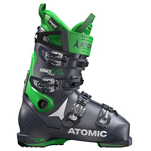 Atomic HAWX Prime 120 S Ski Boots 2019-28.5/Dark Blue-Green ()