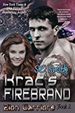 Krac's Firebrand: Science Fiction & Fantasy (Zion Warriors Book 2)