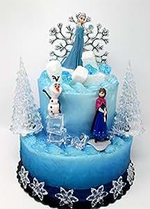Amazon Com Winter Wonderland Princess Elsa Frozen