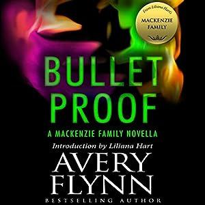Bullet Proof Audiobook