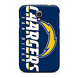 New Design Shatterproof IEG119opMs Cases For Galaxy S4 (san Diego Chargers)