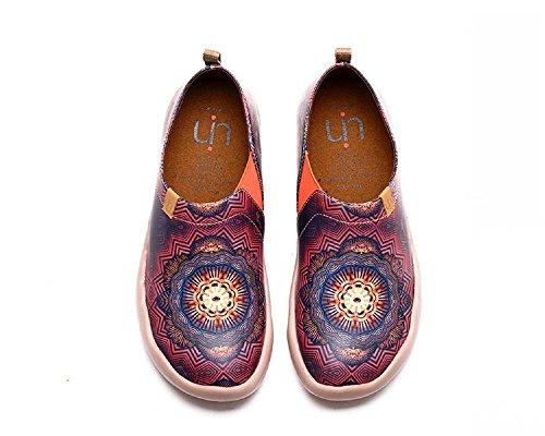 Cuir De Femme Bateaux Rouge Oracle Pour Comfortable Uin Chaussures zqHnpWtv