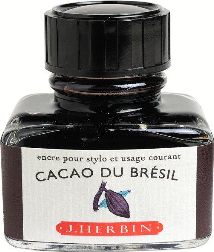 J Herbin Fountain Bresil Bottled