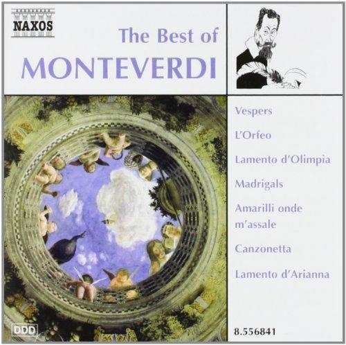 (Best Of Monteverdi by Monteverdi (2009-06-30))