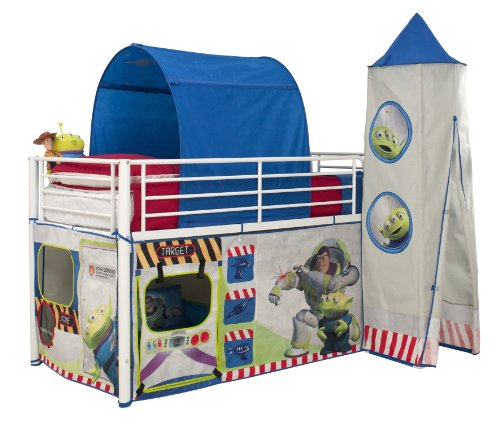 Disney Toy Story Mid Sleeper Tent Pack Amazon Co Uk Kitchen Home