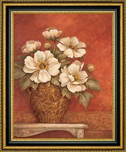 Villa Flora Peonies by Pamela Gladding - 26.25