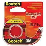 Fita Adesiva, Scotch, HB004087423, Transparente, 76 mm x 76 mm, 1 Bloco