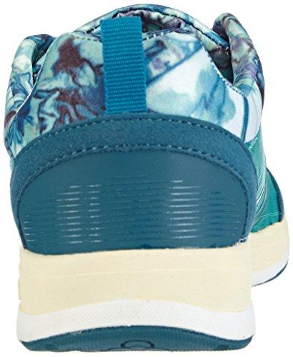 Hummel 8240 Trainstar Women's Blue Shoes Indoor Ocean Blau Depths ZZrqwS8