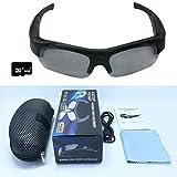 32ae87f7d3d 4 · ZIMINGU 1080p Camera Glasses Video Recording 5MP Hidden Camera HD Eyewear  Sunglasses