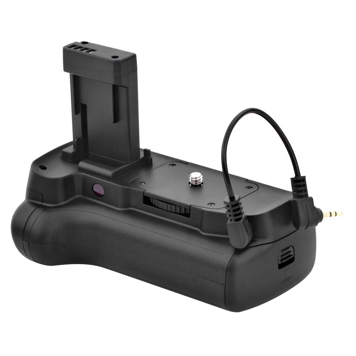 Newmowa 1100DH Mango de Repuesto Battery Grip para Canon EOS 1100D ...