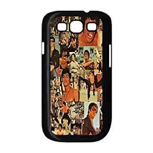 Jeet Kune Do founder Kung Fu Bruce Lee Hard Plastic phone Case Cove For Samsung Galaxy S3 JWH9142800