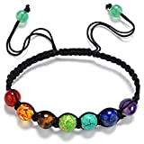 7 Chakra Healing Balance Beads Bracelet Yoga Life Energy Bracelet Jewelry Unixes WelcomeShop