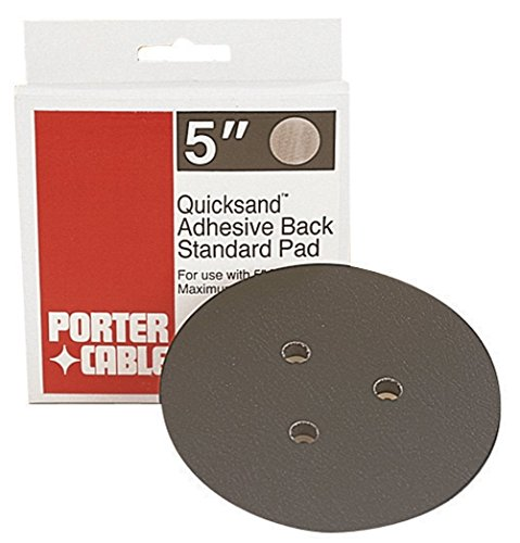 Standard Adhesive-Back Replacement Sanding Pad ()