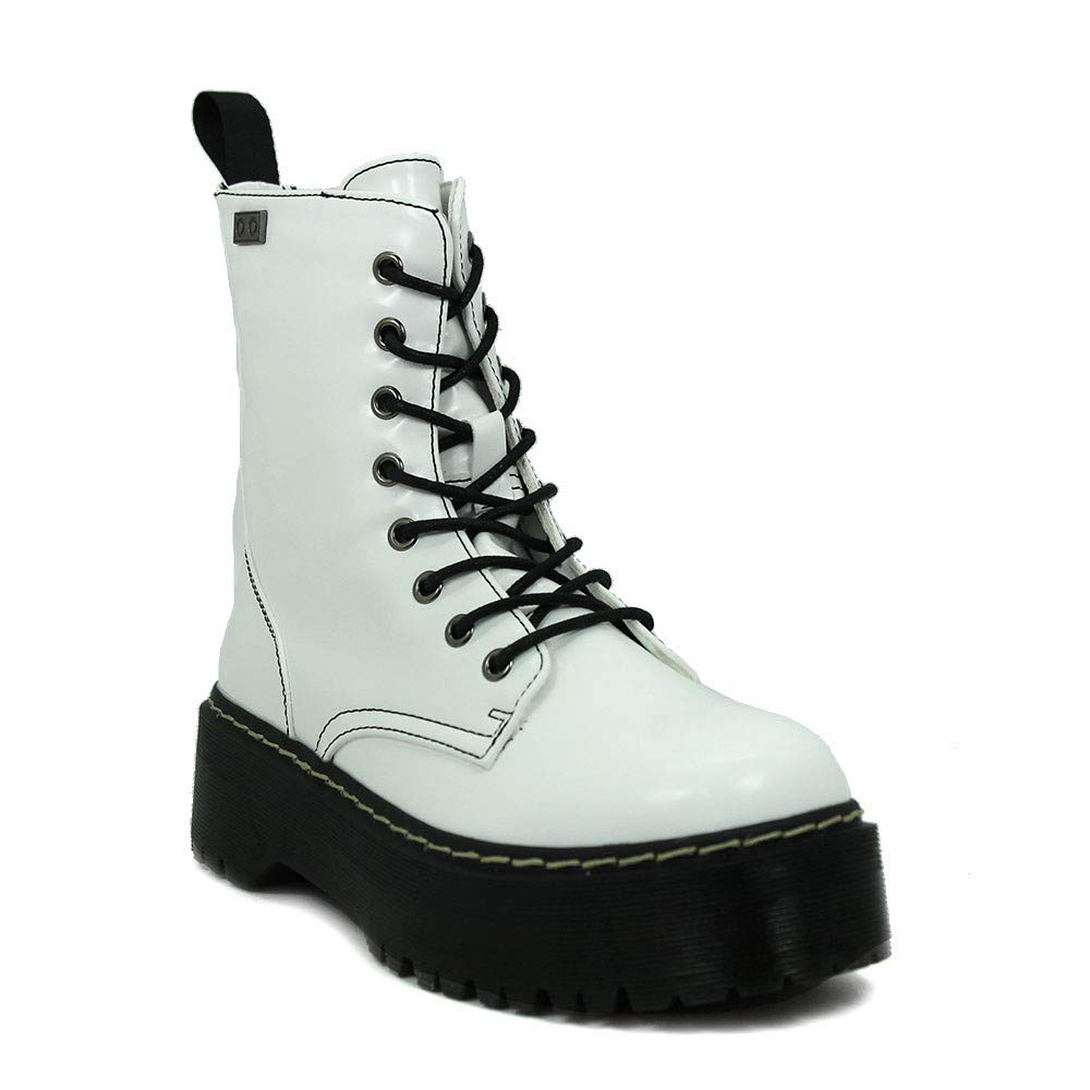 COOLWAY Damen Abby Abby Abby Combat Stiefel  c778fc