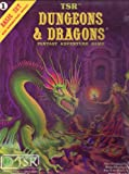 img - for TSR Dungeons & Dragons Basic Set 1 Fantasy Adventure Game (Box Set) with Introductory Module Keep of the Borderlands 1011, 1981 (And) Color Tsr Catalogue book / textbook / text book