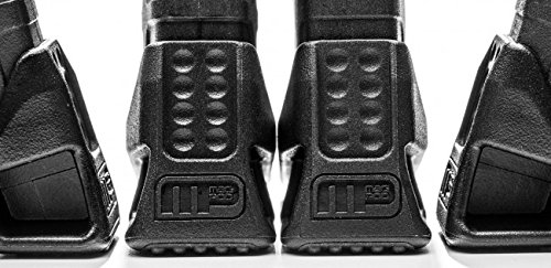 Mag-Pod Base Plate for GEN2 PMAG Black 3-Pack