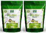 Organic Triphala Powder 16 Ounces(1 Pound)- Triphala Churna - all Natural - USDA Organic - HerbsIndia