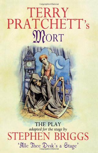Book cover for Mort