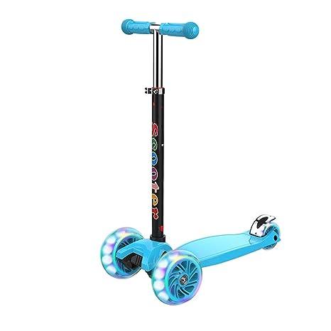 Patinetes Scooter para niños Scooter 2-12 años de un Solo ...
