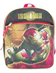 Iron Man Boys Mini Backpack