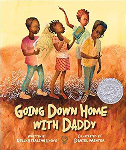 cover image of Going Down Home With Daddy