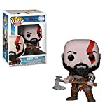 Funko Pop Games: God of War-Kratos with Axe Collectible Figure