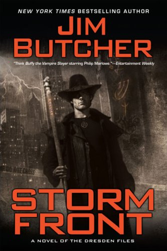 Storm Front (The Dresden Files, Book 1) pdf epub