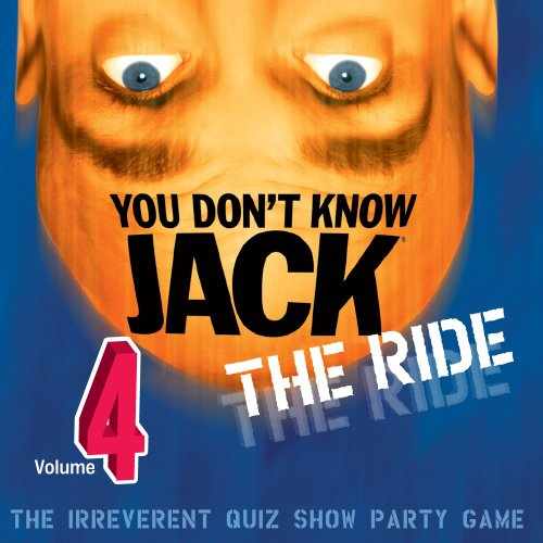 YOU DON'T KNOW JACK Volume 4 The Ride [Download] ()