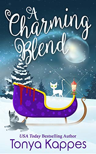 A Charming Blend: A Magical Cures Mystery and A Killer Coffee Mystery Crossover Mystery by [Kappes, Tonya]