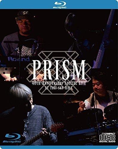 PRISM 40th Anniversary Special Live at TIAT SKY HALL [Blu-ray] B07C6R9PQQ