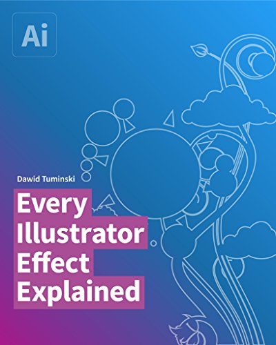 Text Effect (Every Illustrator  Effect Explained: How to use each and every effect in Adobe Illustrator. 3D text and logo effects, Scribble, Zig-Zag and so much more!)