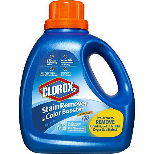 Clorox 2 Liquid Regular, Concentrated, 88 Ounce
