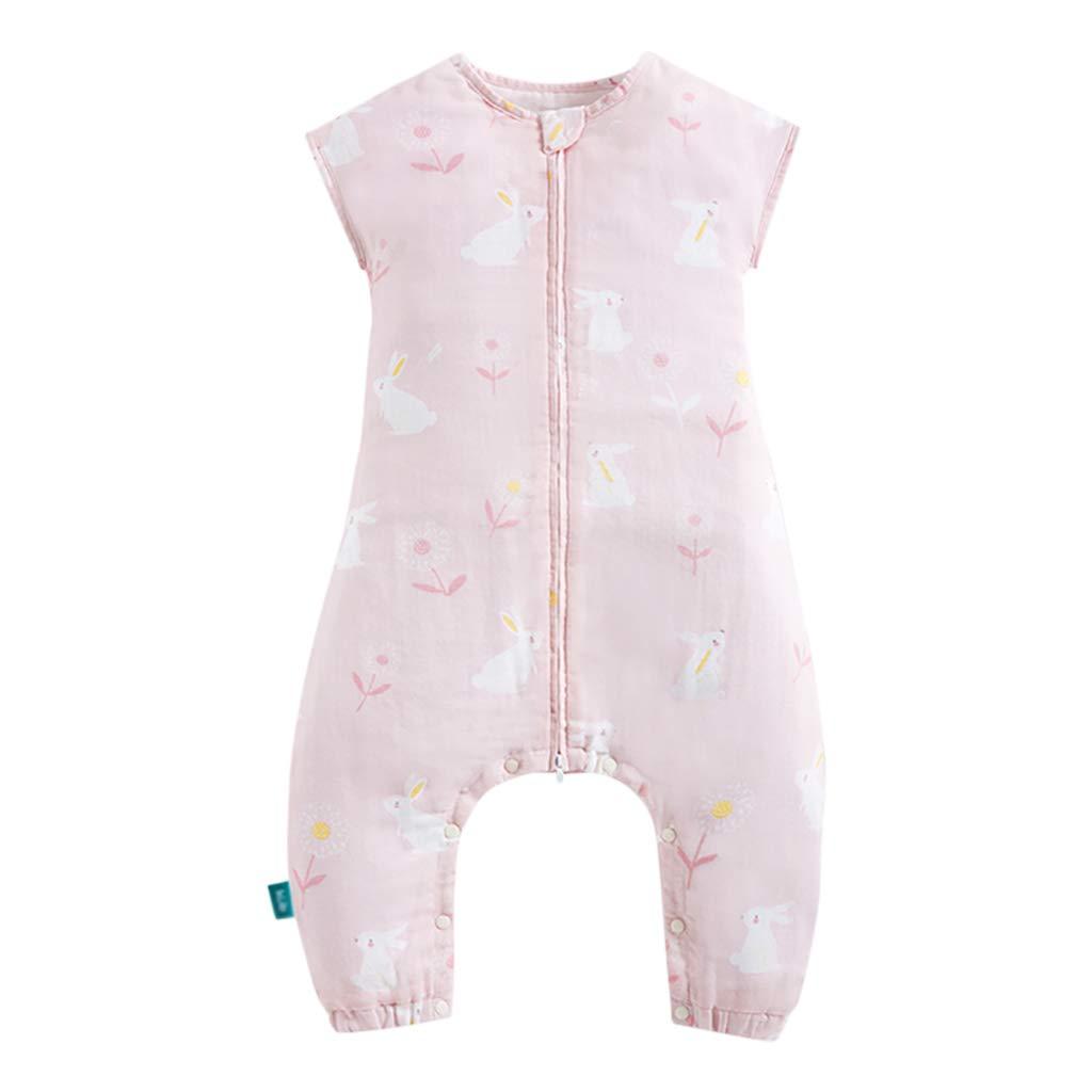 HUYP 赤ちゃんの寝袋子供のアンチキックは四季普遍的な足の寝袋秋春夏厚くなります yards (色 : yards|Pink White A-quilted, サイズ 90 さいず : 110 yards) B07NV8T8H8 90 yards|Pink B-2 layer Pink B-2 layer 90 yards, ANTOM SIDE:4ecc2b6a --- artmozg.com