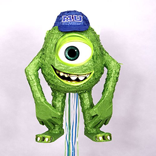 Monsters University Pinata, Pull String ()