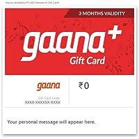 Flat 30% off at checkout||Gaana 3 Month Subscription - Digital Voucher