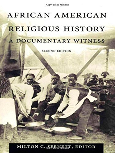 African American Religious History: A Documentary Witness (The C. Eric Lincoln Series on the Black Experience) (2000-01-17) (African American Religious History A Documentary Witness)