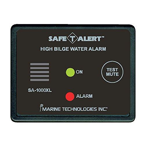 Safe-T-Alert High Bilge Water Alarm - Surface Mount - Black