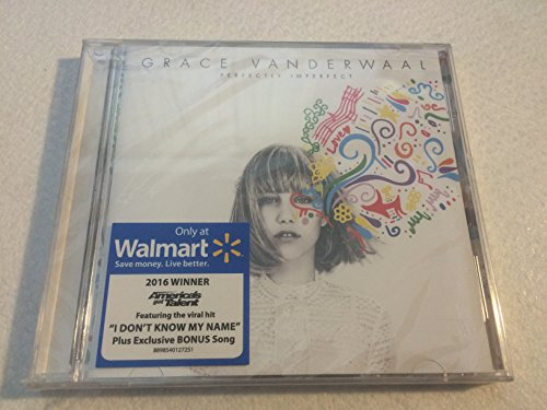 Price comparison product image Perfectly Imperfect CD+1 BONUS 2016 WALMART EXCLUSIVE