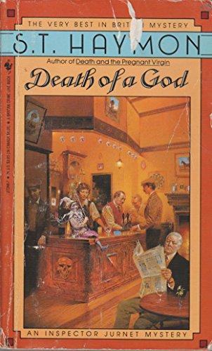 Death of a God (Inspector Jurnet Book 4)