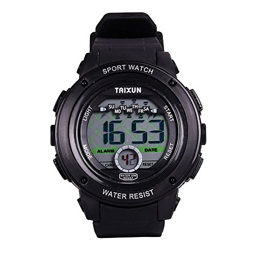 Dive Watch With Led Light - 9