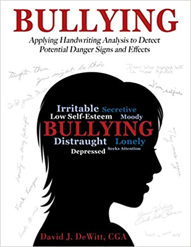 Bullying: Applying Handwriting Analysis to Detect Potential Danger