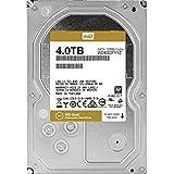 WD Gold 4TB Enterprise Class Hard Disk Drive - 7200 RPM Class SATA 6 Gb/s 128MB Cache 3.5 Inch - WD4002FYYZ