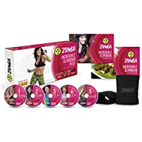 Zumba Incredible Slimdown Weight Loss Dance Workout DVD...