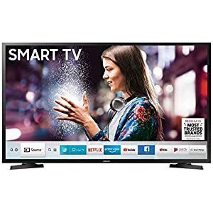Samsung 108 cm (43 Inches) Full HD LED Smart TV UA43N5470 (Black) (2019 model)