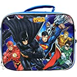 "Justice League 10"" Lunch Bag/Box #JL35506"