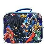 Justice League 10'' Lunch Bag/Box #JL35506