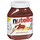 Nutella Chocolate Hazelnut Spread - 600g Jar